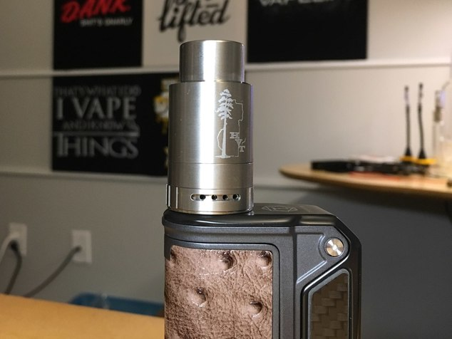 HVT Sequoia - Vape Life Forum